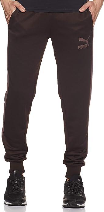 PUMA Classics T7 Pantalones, Hombre: Amazon.es: Ropa y ...