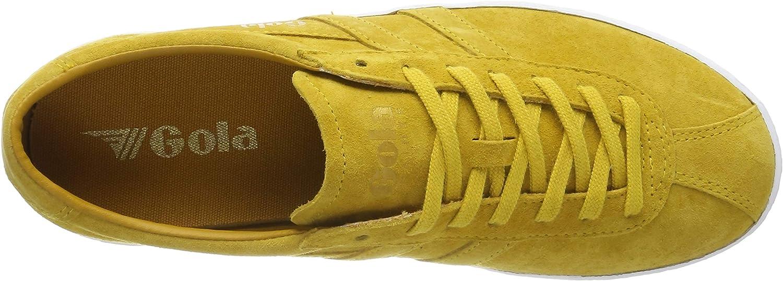 Gola Cla558 Sneakers voor dames Geel / Wit