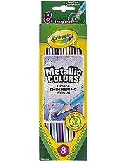 Crayola Metallic FX Colored Pencils - 8 Pencils