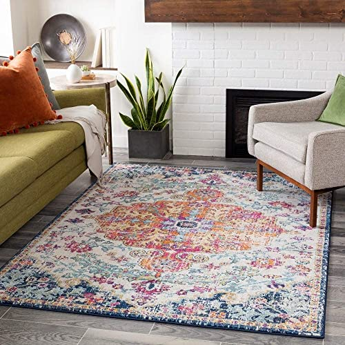 Surya Traditional Rectangle Area Rug 7'10″x10'3″