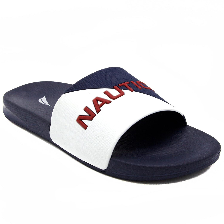 Nautica Boy's Stono 2 Slide (Little Kid)