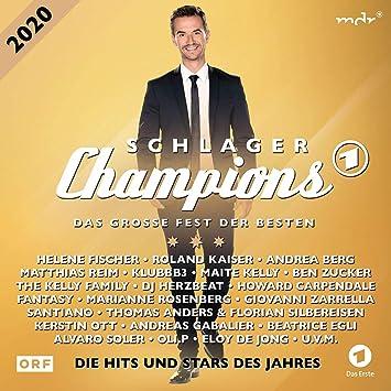 Schlager champions 2020