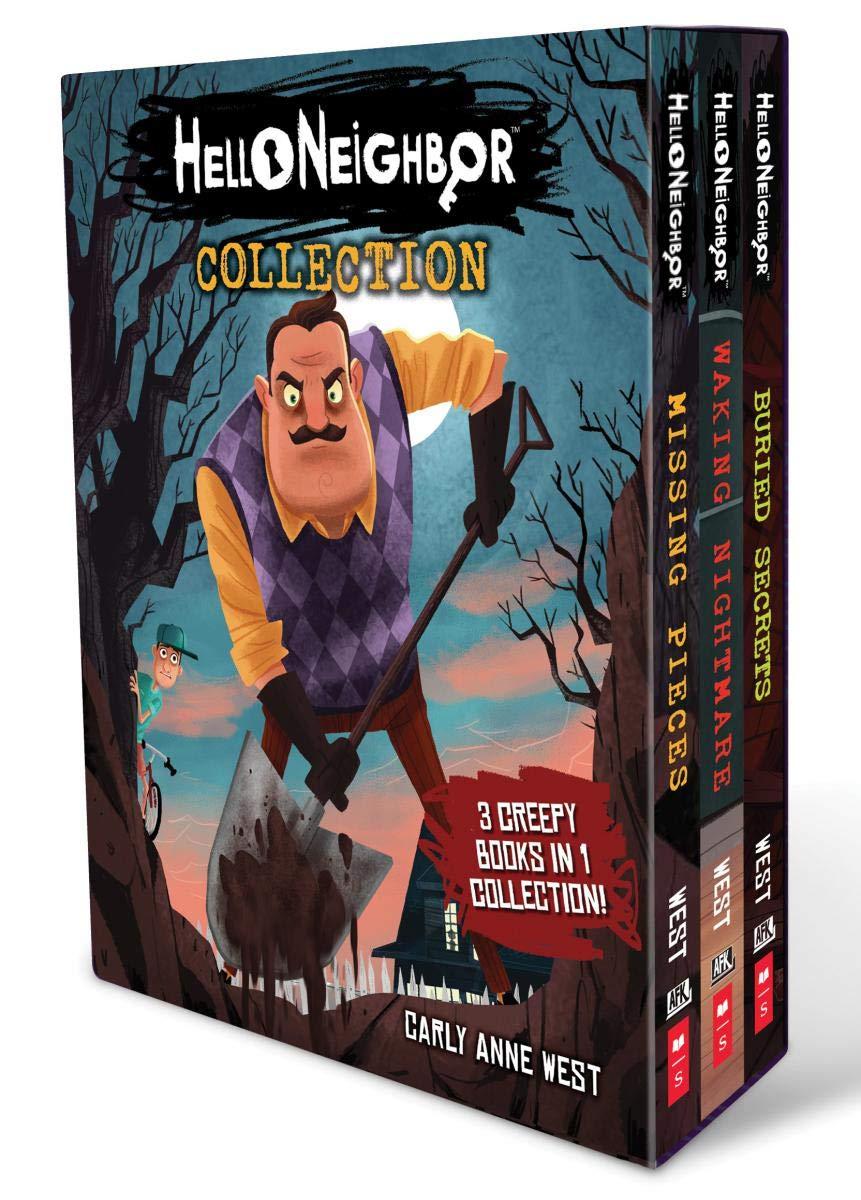 Hello Neighbor Collection: Amazon.es: West, Carly Anne, Heitz, Tim ...