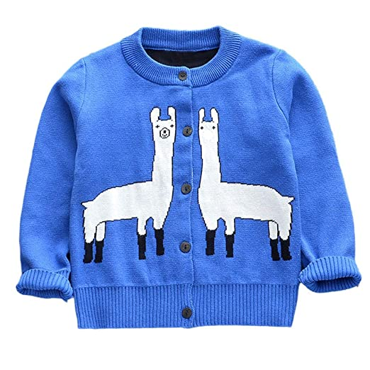 2b57618e30 Amazon.com  CSSD Affordable Newest Baby Girls Winter Cute Sweater ...