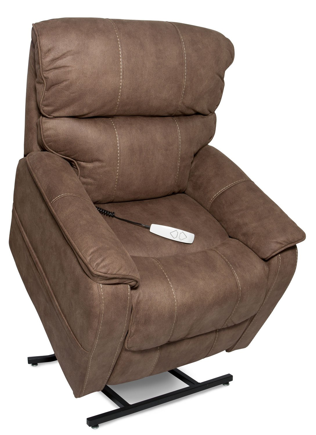 Windermere NM-2250 3-Position Lift Chair Recliner - Saddle