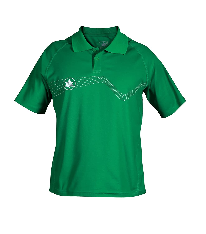 Luanvi - Polo Star 05648, Verde, 4XL: Amazon.es: Deportes y aire libre