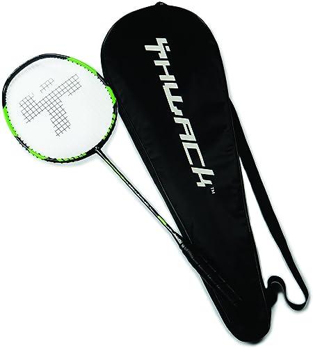 4. Thwack Unisex Badminton Racket