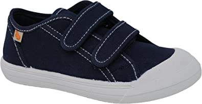 Vulladi Spain MEX Fashion Sneakers Boys Blue Jeans//Toddler Boys to Youth Boys
