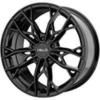 Helo HE907 18x8 5x120 +40mm Gloss Black Wheel Rim
