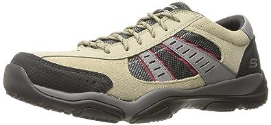 Larson-Alton, Chaussures de Running Homme, Beige (Taupe), 42 EUSkechers