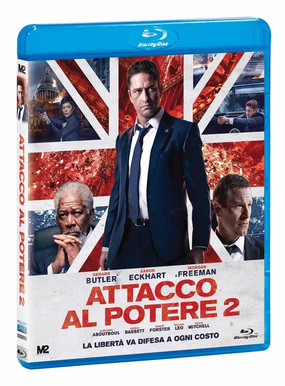 Attacco Al Potere 2: Amazon.it: Butler, Eckhart, Freeman, Aboutboul,  Butler, Eckhart, Freeman, Aboutboul: Film e TV