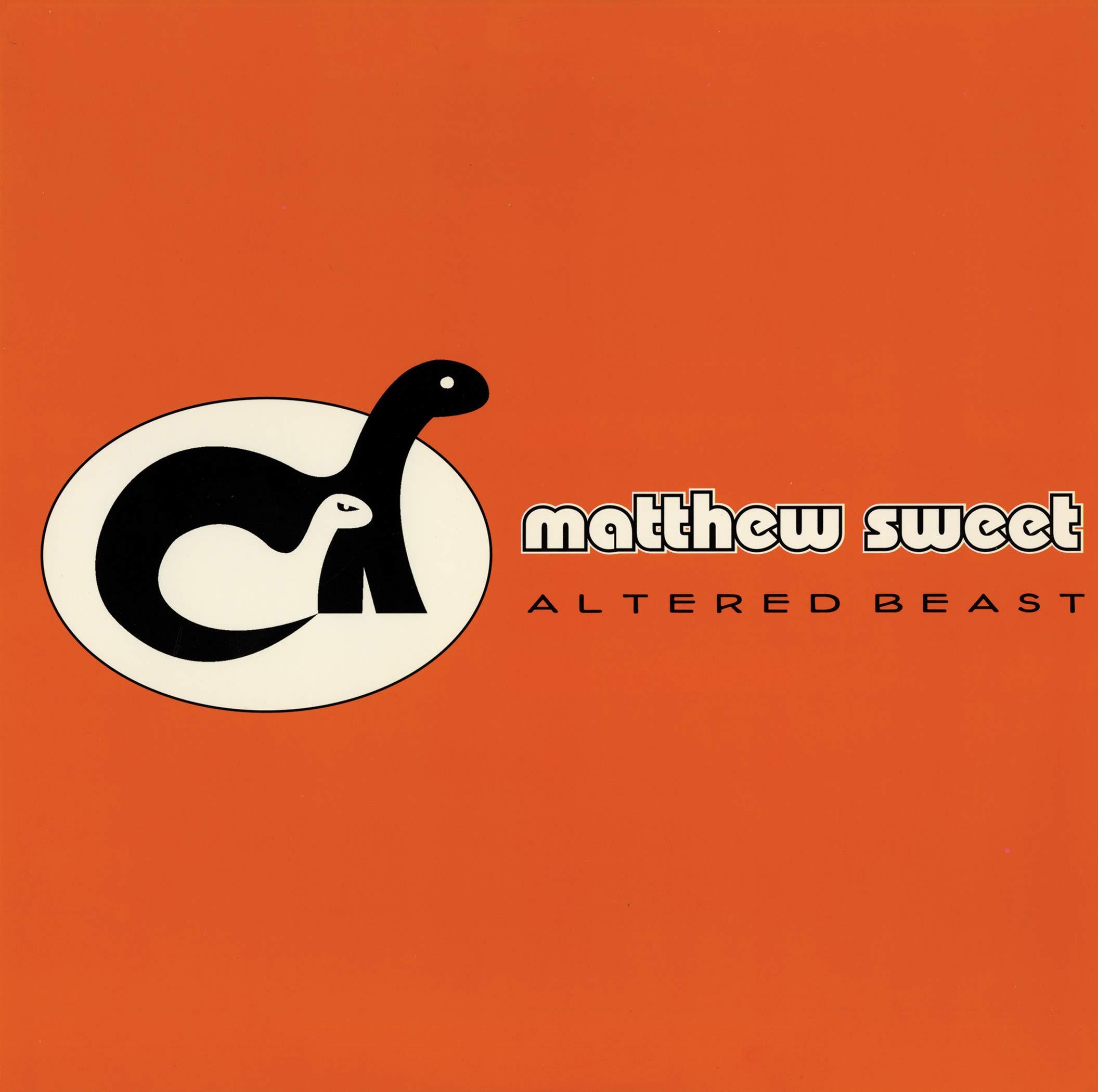 Vinilo : Matthew Sweet - Altered Beast (180 Gram Vinyl, Bonus Tracks, Gatefold LP Jacket, Expanded Version)