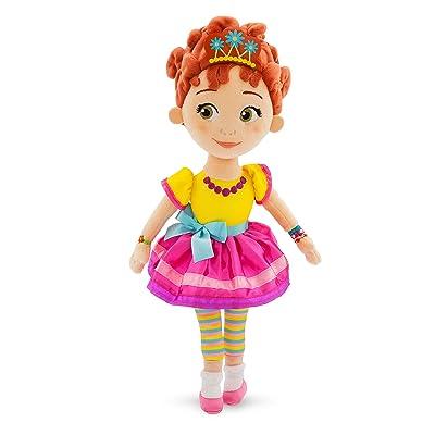 Disney Fancy Nancy Plush Doll - Small - 14 Inch: Toys & Games