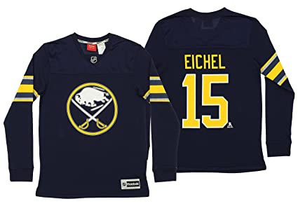 new style cf672 45890 Amazon.com : NHL Youth's Buffalo Sabres Faceoff Long Sleeve ...