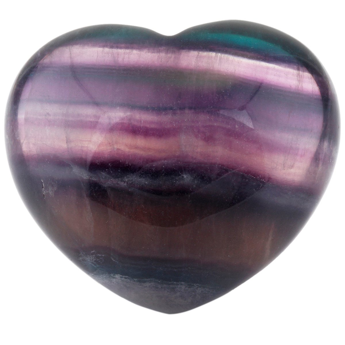 1.7 tasca pietre Palm amuleto per meditazione bilanciamento Reiki Pietra Cherry Quartz 1.7-1pcs KYEYGWO Puff Heart Healing Crystals Love pietra