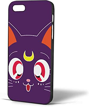 Sailor Moon LUNA Kawaii Cat for funda Iphone Case funda (funda ...