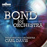 Bond For Orchestra (Pavel Sporcl; Guy Barker; Philharmonia Orchestra; Carl Davis) (Carl Davis Collection: CDC021)
