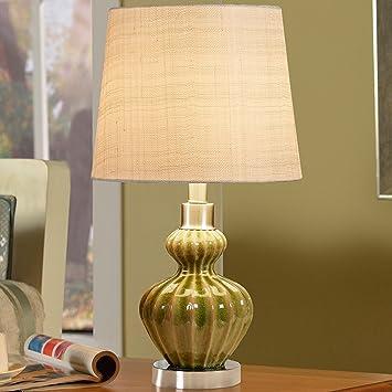 Lámpara de Mesa Comedor de cerámica - lámpara de cabecera de ...