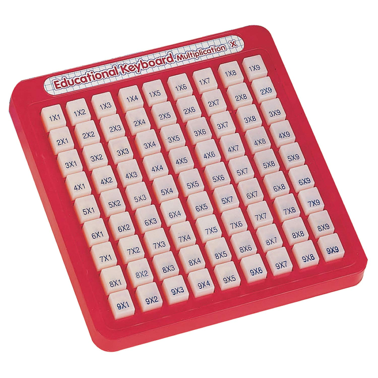 Multiplying Math Keyboard-Math Learning Toys for kids [Age 5-8]