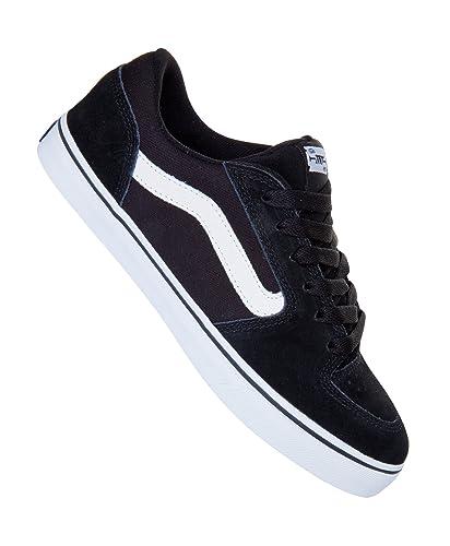 Vans TNT 4 Schuhe black white 8 219f84b10
