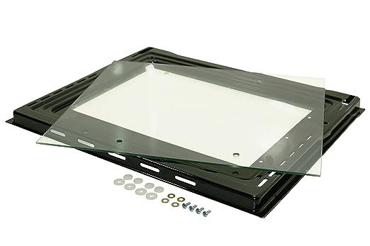New World Oven Inner Door Glass 410x500mm Genuine Part Number