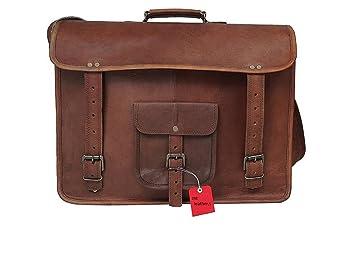 Image Unavailable. Image not available for. Color  Znt Bags Leather  Messenger Bags for Men Women Mens Briefcase Laptop Bag Best Computer  Shoulder Satchel d1bb571c5a0ae