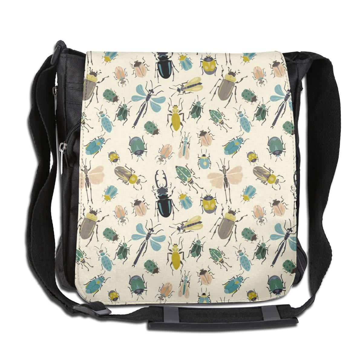 Creepy Crawlies Fashion Diagonal Single Shoulder Workout Bag