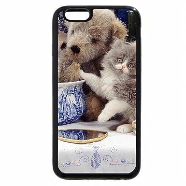 iPhone 6S Plus Funda, iPhone 6 Plus, gatos oso animales ...