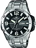 Casio Europe GmbH EFR-104D-1AVUEF - Reloj de pulsera hombre, acero inoxidable, color plateado