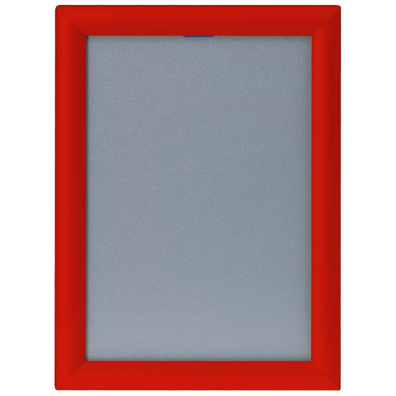 kaufdeinschild Roter A1 Klapprahmen auf Gehrung Snap Frame 25mm ...