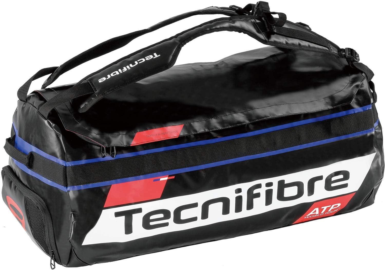 Tecnifibre ATP Endurance Rackpack XL Bolsas Grandes de Deporte, Unisex Adulto, Negro, 10-12 Tennisschläger