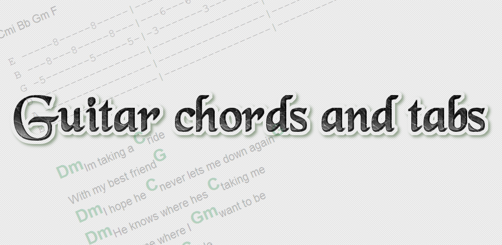 Amazon Guitar Chords And Tabs Appstore For Android