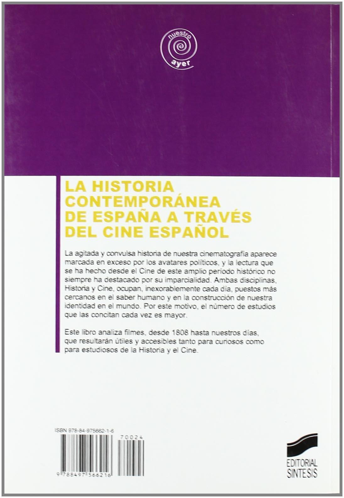 La historia contemporánea de España a través del cine español: 24 Nuestro ayer: Amazon.es: Navarrete Cardero, José Luis: Libros