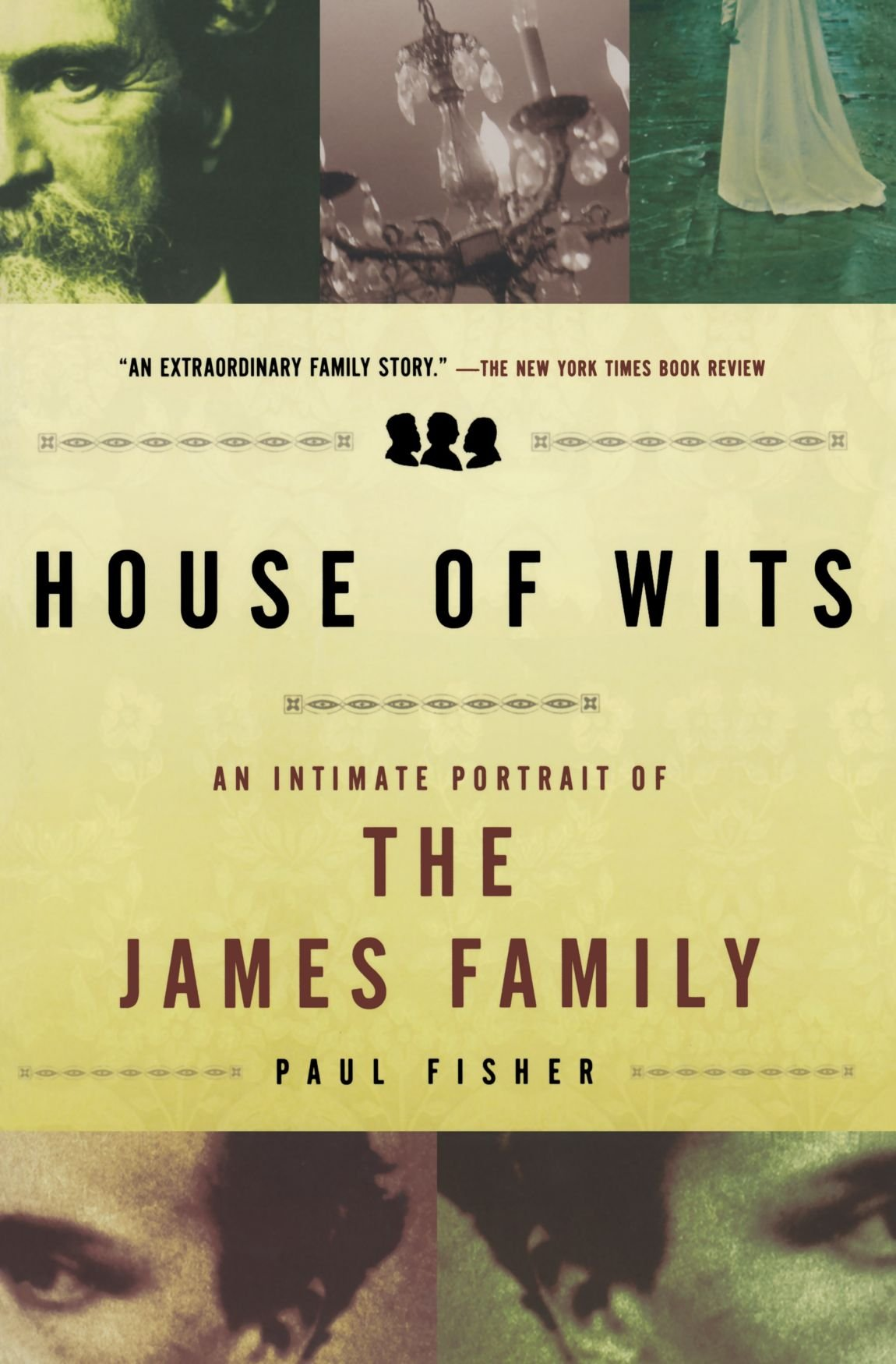 House Of Wits: An Intimate Portrait Of The James Family: Paul Fisher:  9780805090208: Amazon: Books
