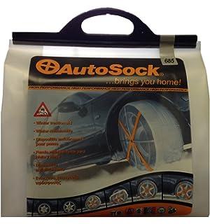 Amazon.com: AutoSock 600 Size-600 Tire Chain Alternative: Automotive