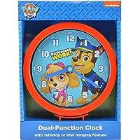 """Paw Patrol 6"""" Wall or Desk Clock"""