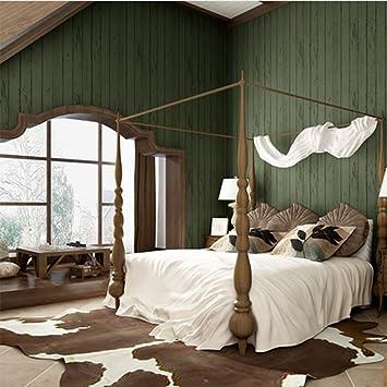 Kamaca Non-Woven Mediterranean Vintage Style Woodgrain Schlafzimmer ...