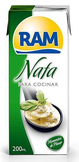 Ram - Nata para Cocinar - 200 ml