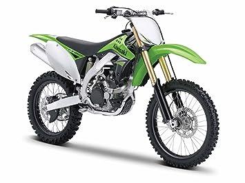2009 Kawasaki KX 450F [Maisto 31175] Verde, 1:12 Die Cast