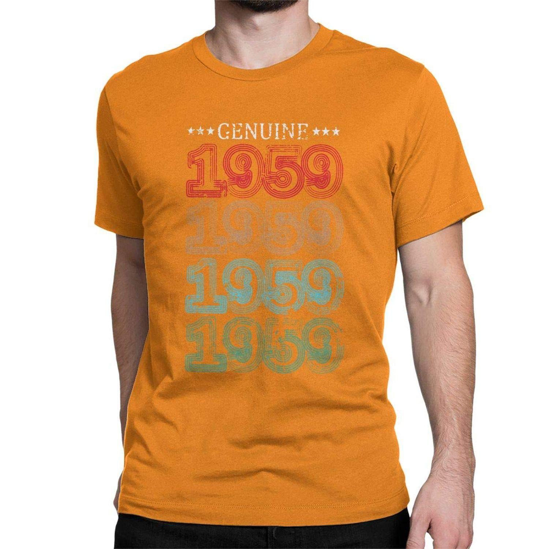 aiteweifuzhuangdian 1959 60th Vendimia Regalo Camiseta del ...