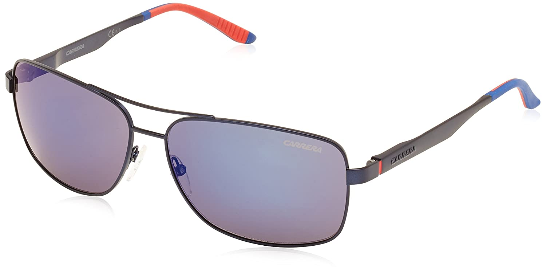 Carrera 8014 S XT IDK 61, Montures de Lunettes Homme, Bleu (Matte E Blue)   Amazon.fr  Vêtements et accessoires 0d0713c9e027