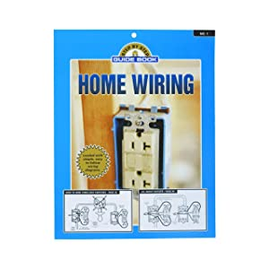 STEP BY STEP GUIDE Step-by-Step Guide Book Home Wiring Manual Wirebound Notebook (#1)