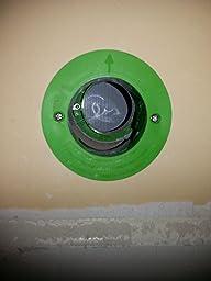 Amazon Com Wiremold Cmk60 Wall Grommet Kit Hides Cords