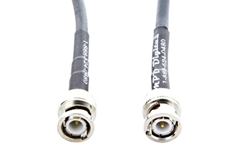MPD Digital rg8x-bnc-antenna-cable-10FT RG-8X MILSPEC Mini