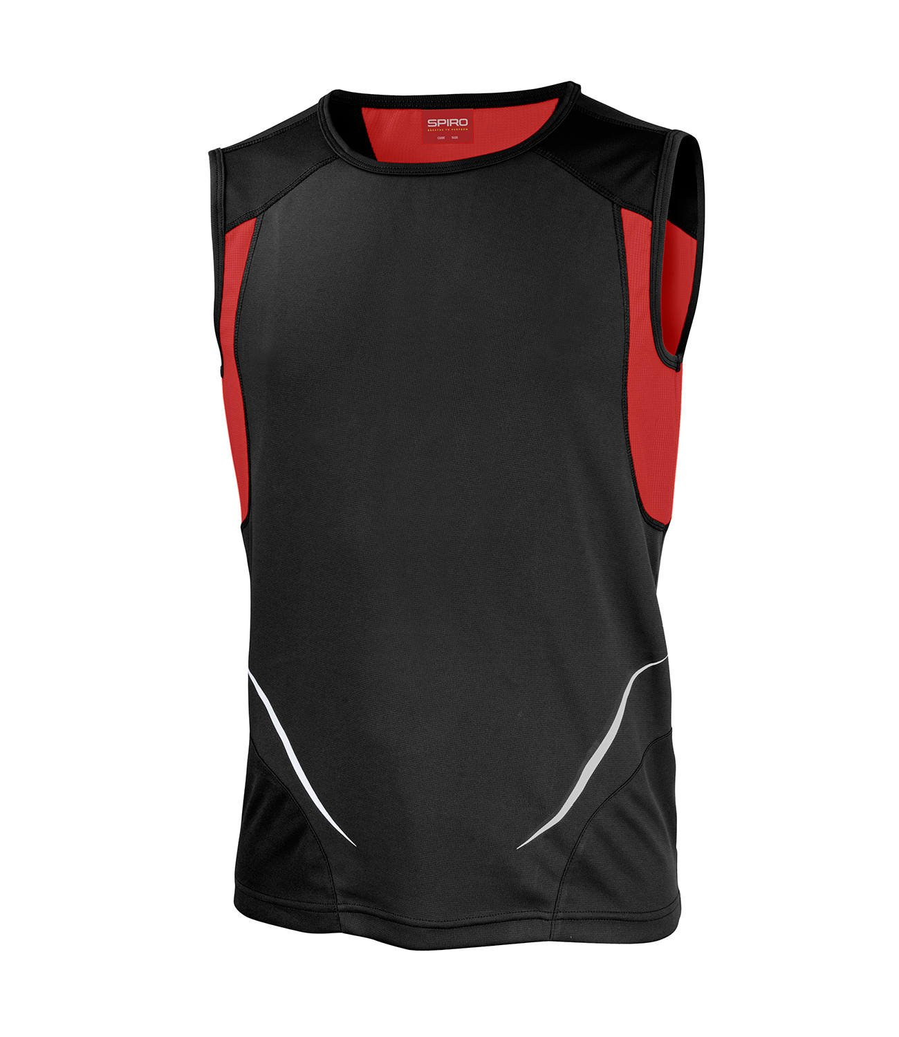 Spiro Adults Athletic Running Vest