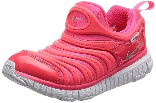 81624afd Nike Dynamo Free (PS), Zapatillas de Trail Running Unisex niño, Rosa (Racer  Pink/Metallic Silver/Hot Punch 620), 30 EU: Amazon.es: Zapatos y  complementos