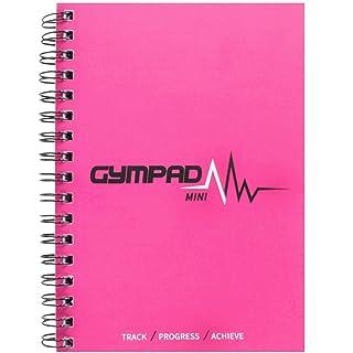 GYMPAD Mini Diario de Entrenamiento- La forma mínima y elegante de hacer seguimiento de tu rutina de ejercicios.