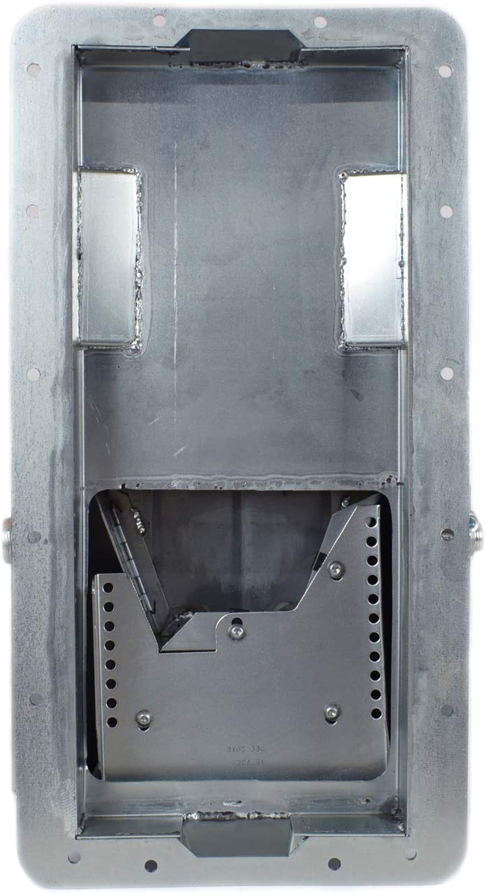 Canton Racing 15-738 Oil Pan 1 Pack For 5.0 Coyote Road Race Front T Sump Pan