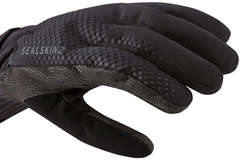 SealSkinz AllWeather Cycle XP- Guantes, Unisex, Negro: Amazon.es: Deportes y aire libre