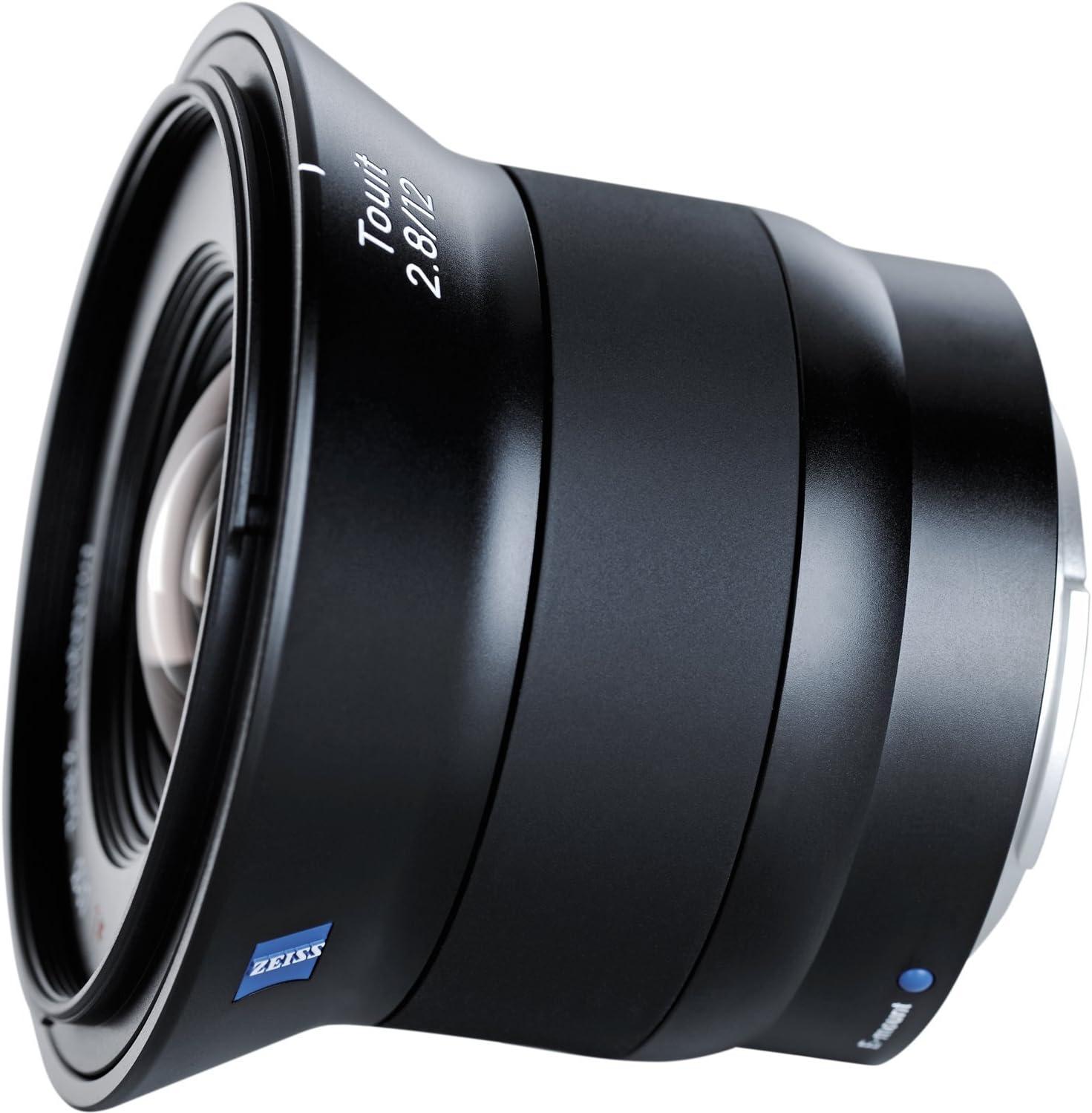 Zeiss Touit 2 8 12 Lens Premium Kit Für Spiegellose Kamera